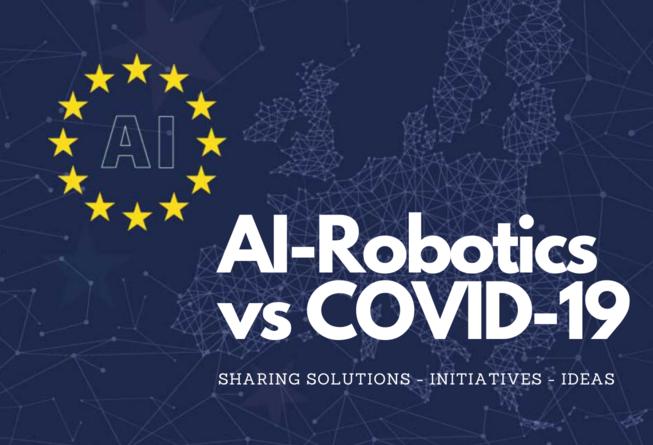 "European commission launches ""AI-ROBOTICS vs COVID-19 initiative"""