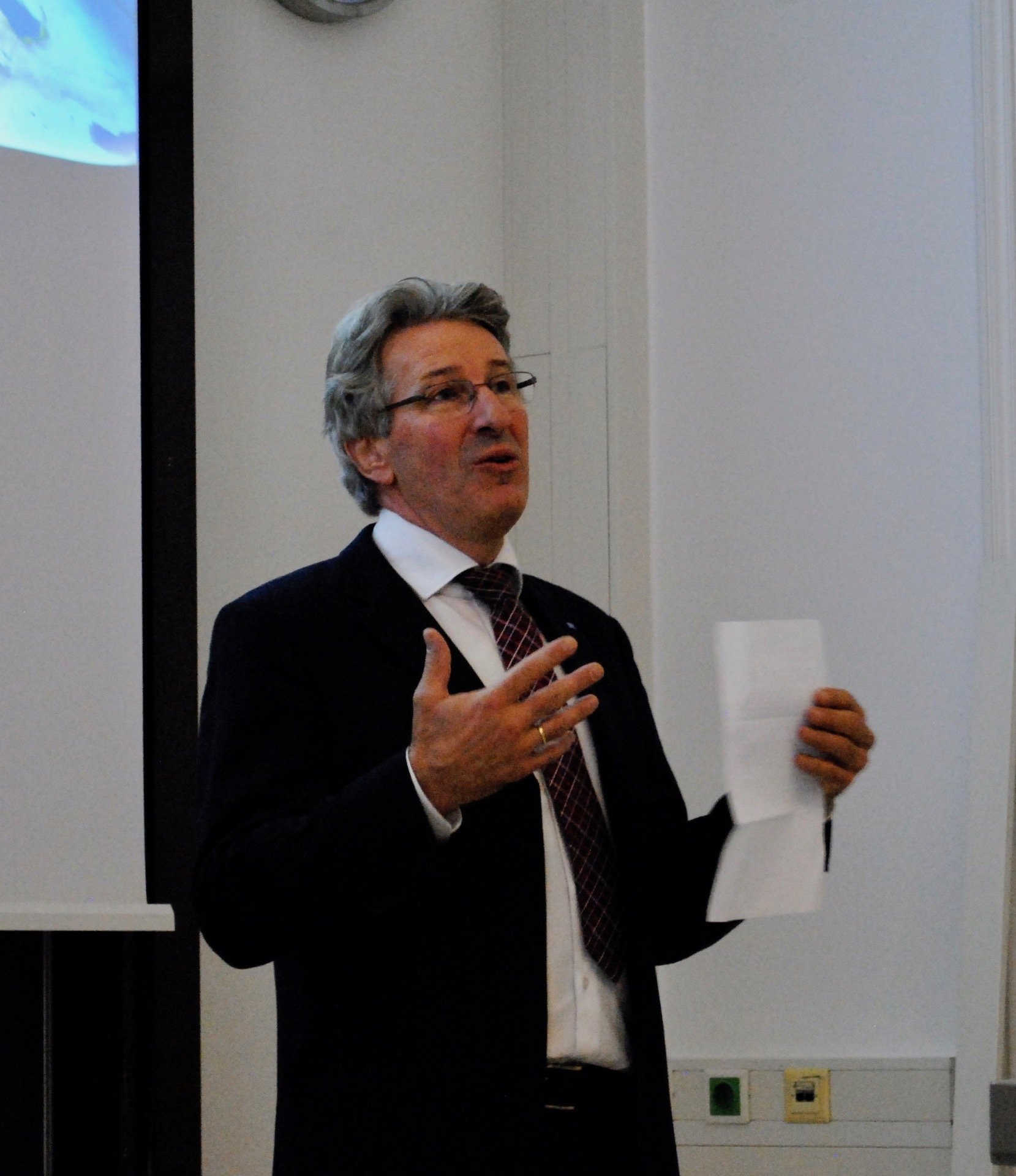 Opening Doctoral College